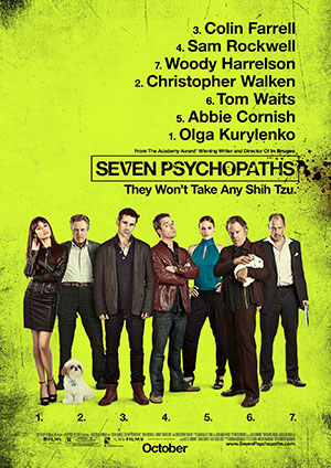 7 psycopaths